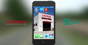 Nueva versión de la app  golo, ( v.5.1.1), para  plataformas móviles  Android y iOS, valido tanto para dispositivos golo 1 como golo 4...